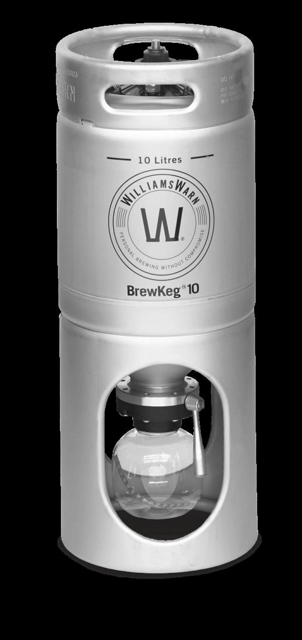 BrewKeg 10 solo