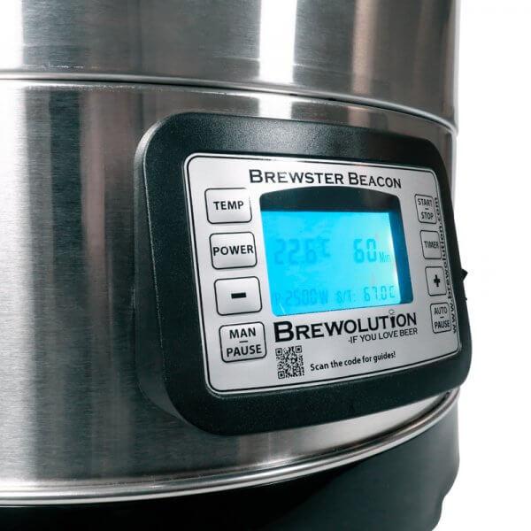 Bryg fra 25 - 65 liter øl.