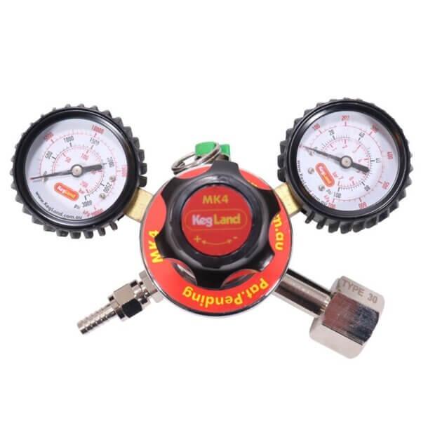 Kegland regulator model 30/gas